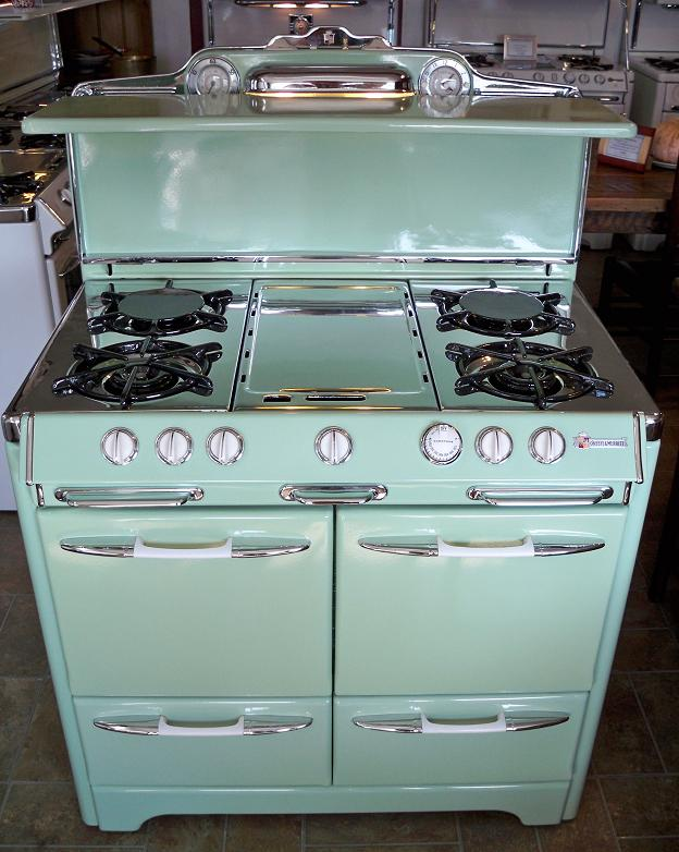 Stove With Griddle In The Middle ~ Reliance appliance com